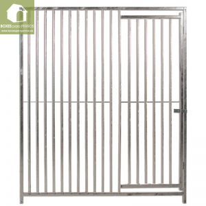 Frente barras 5 cm. con puerta box ECO