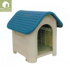 Caseta perros plástico Dog House