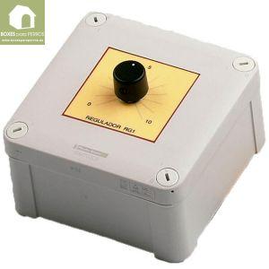 Regulador de placa térmica paridera para perros