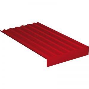Techo con zócalo de jaulas modulares para perros. Medida 67 cm x 137 cm.