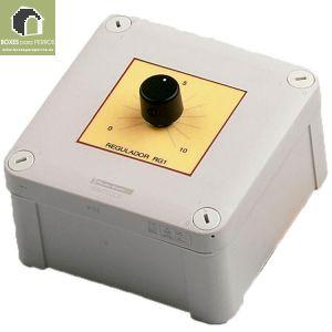 Regulador de placa térmica paridera para perros. Disponible en 500 W y 3000 W de potencia.