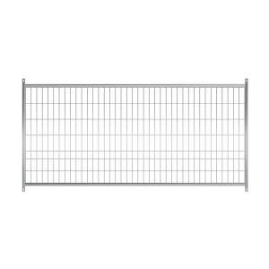 Lateral en malla de boxes para cachorros, fabricada en acero de alambre galvanizado. Disponible en varias medidas.