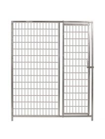Frente malla 5x10 cm. con puerta box ECO