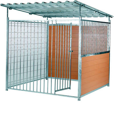 Box para perros - Perrera prefabricada - Boxesparaperros.es